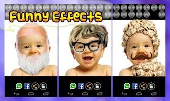 Screenshot of Fun Face Changer Extreme Free