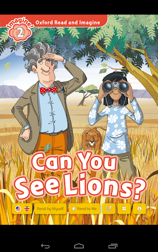 Can You See Lions