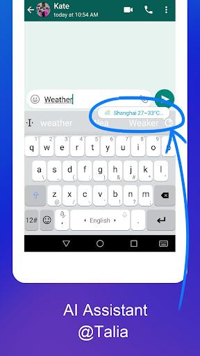 TouchPal Keyboard Pro- type with AI assistantu00a0 6.7.8.2 screenshots 2