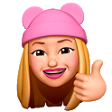 🙌 New Stickers of Emojis in 3D (WAstickerapps) icon