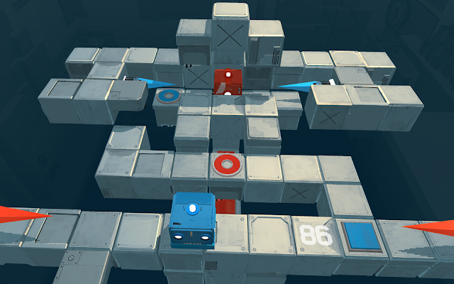Death Squared- screenshot