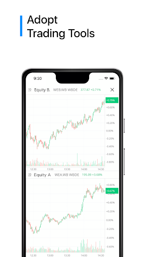 Stocks screenshot 2