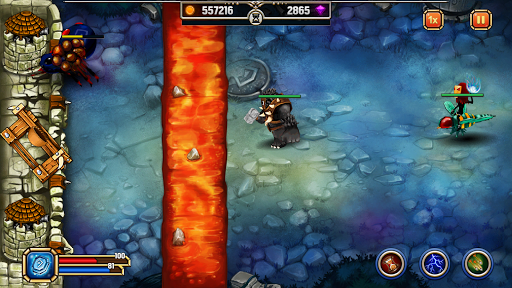 Monster Defender screenshot 10
