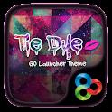 Tie Dye GO Launcher Theme icon