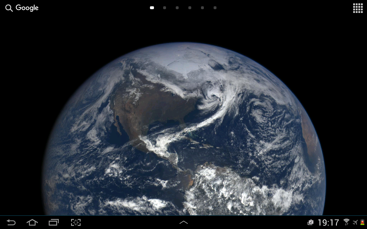 Real Earth Live Wallpaper Android Apps On Google Play - World satellite images live