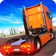 Euro Truck: Offroad Cargo Truck Driver