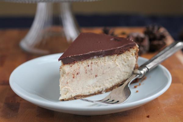 Cinnamon Eggnog Cheesecake Recipe | Yummly