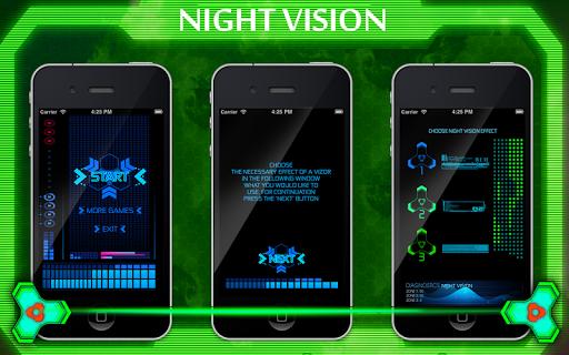 Night Vision Camera Pack