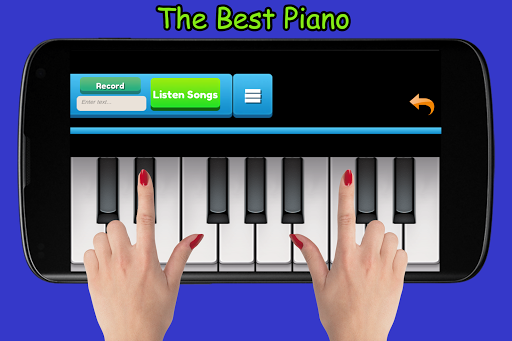 Blue Drum - Piano 1.3 screenshots 12