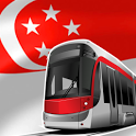 SGTrains - Singapore Apps icon