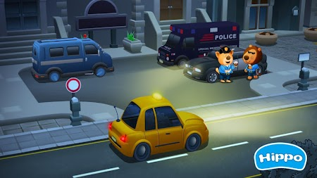 Professions for kids: Driver 3D APK screenshot thumbnail 15