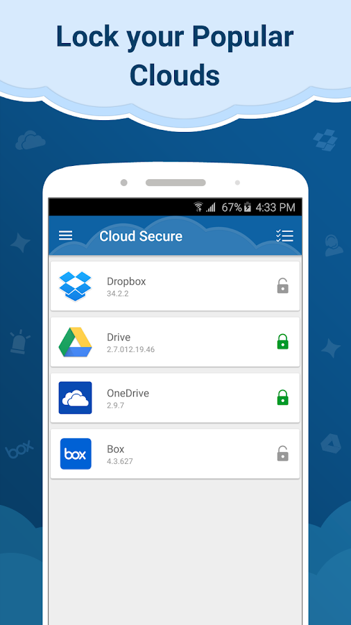 Cloud Secure- screenshot