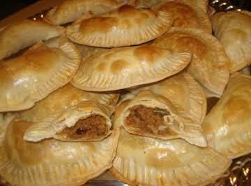 Cuban Empanadas, Cuban Meat Pies, Empandas Cubanas