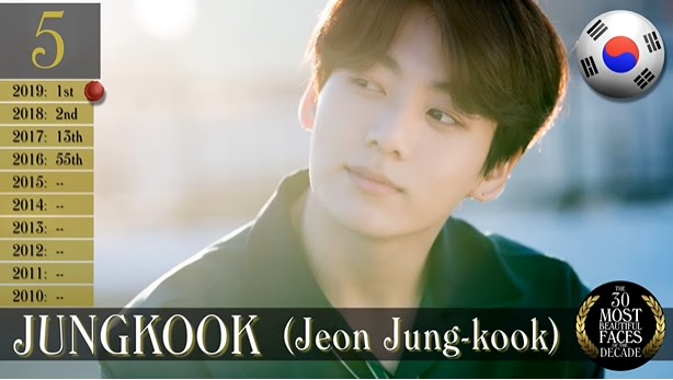 jungkook handsome