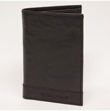 Spikes & Sparrow plånbok black 7716310