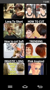 Fantastic Hairstyle App Android Apps On Google Play Short Hairstyles Gunalazisus