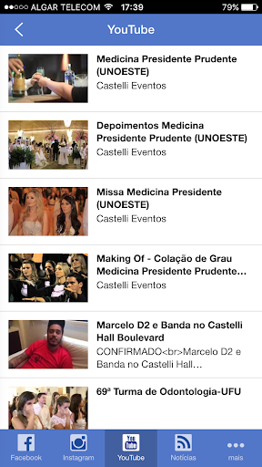 Castelli Eventos 4.1 Apk Download 3