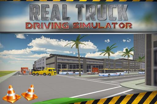 真正的卡车驾驶模拟器 Real Truck Sim 3D