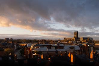 Photo: December 07c  Sunset (Clive Haynes)