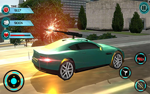 3D Robot Wars  screenshots 9