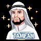 Stiker Kocak Orang Arab - WaStickersApp APK