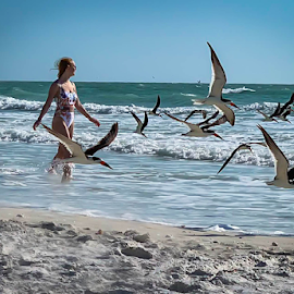 Free as a bird by Michael Lunn - Instagram & Mobile iPhone