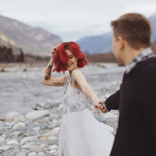 Wedding photographer Aleksandra Kapustina (aleksakapustina). Photo of 25.02.2018