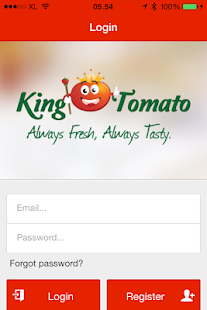 King Tomato- screenshot thumbnail