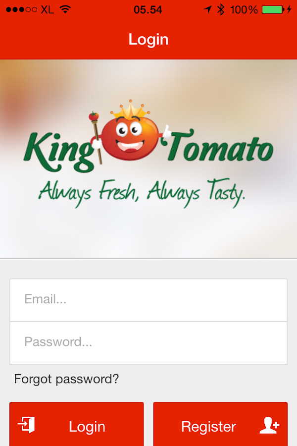 King Tomato- screenshot