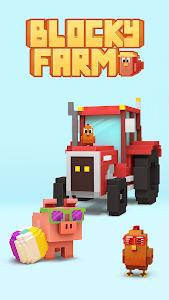 Blocky Farm 1.2.70 (Mod Money)