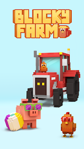 Blocky Farm MOD Apk (Unlimited Money) 1