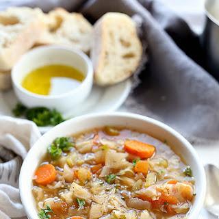 Miso Cabbage Soup Diet