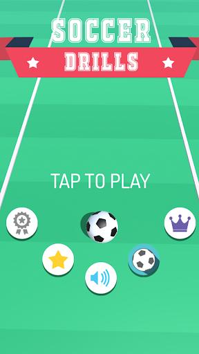 Soccer Drills - Free Soccer Game  screenshots 1