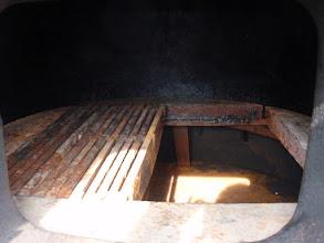 Photo: 2011 De helft van nieuw roosterbed voor de heiketel