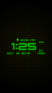 Alarm Digital Clock-7 Screenshot