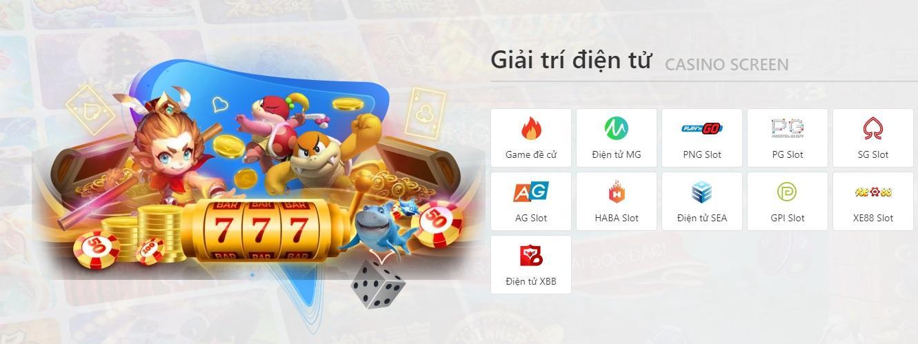 Game slot vip88