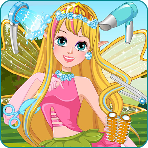 Princess fairy hair salon for PC and MAC