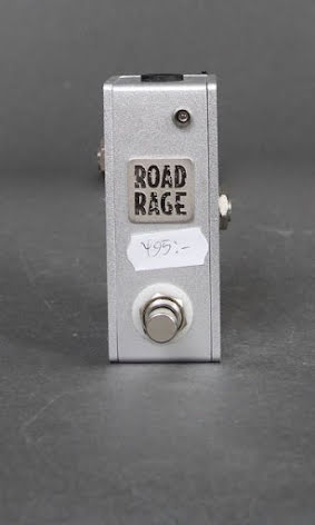 Road Rage True Bypass Buffer USED - Good Condition - No box or PSU