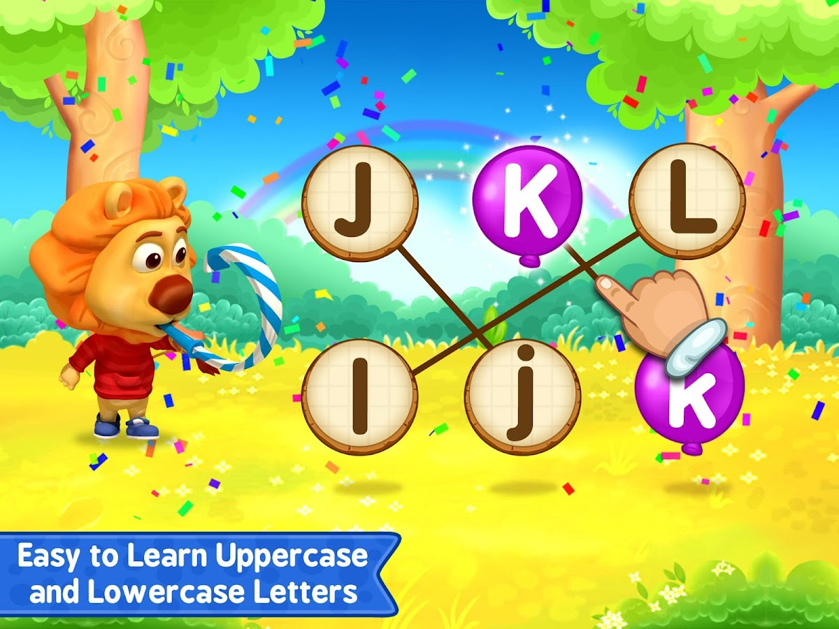 ABC Kids - Tracing & Phonics- screenshot