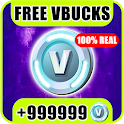 How To Get Free Vbucks Pro Master 2020 icon