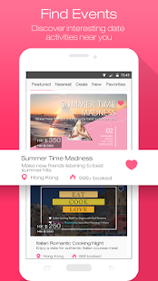 DateTix- screenshot thumbnail