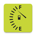 Petrol calculator icon