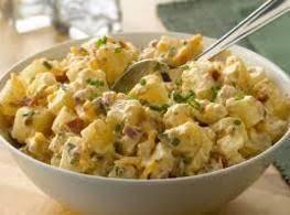 Gluten Free Potato Salad