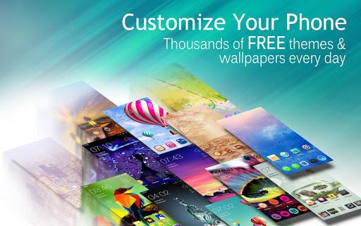 C Launcher: Themes, Wallpapers, DIY, Smart, Clean screenshot 15