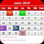 Peru Calendario 2019 icon