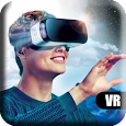 Movies for VR goggles Icon