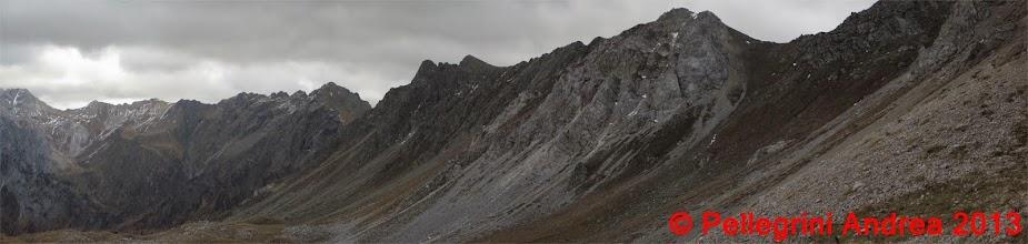 Photo: Panorama 14 l itinerario percorso di oggi