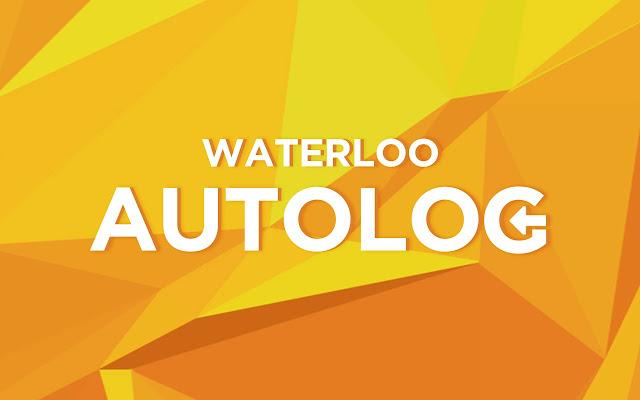 Waterloo AutoLog
