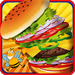 Burger Maker - Kids Star Chef Icon