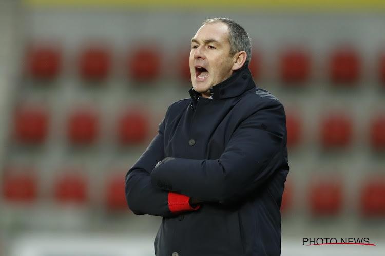 """Geen trainerswissel in het vooruitzicht bij Cercle: """"Clement is de ideale coach voor ons"""""""